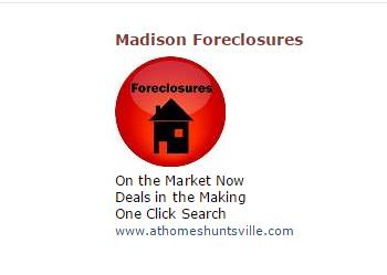 Foreclosure Real Estate in Madison AL