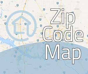 HUntsville Zip Code Map